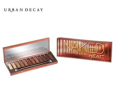人気色☆Urban Decay Naked Heat Palette☆国内発送☆