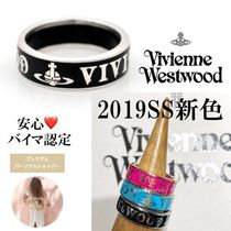 ◆VivienneWestwood◆文字入りロゴリング♪Conduit Street Ring