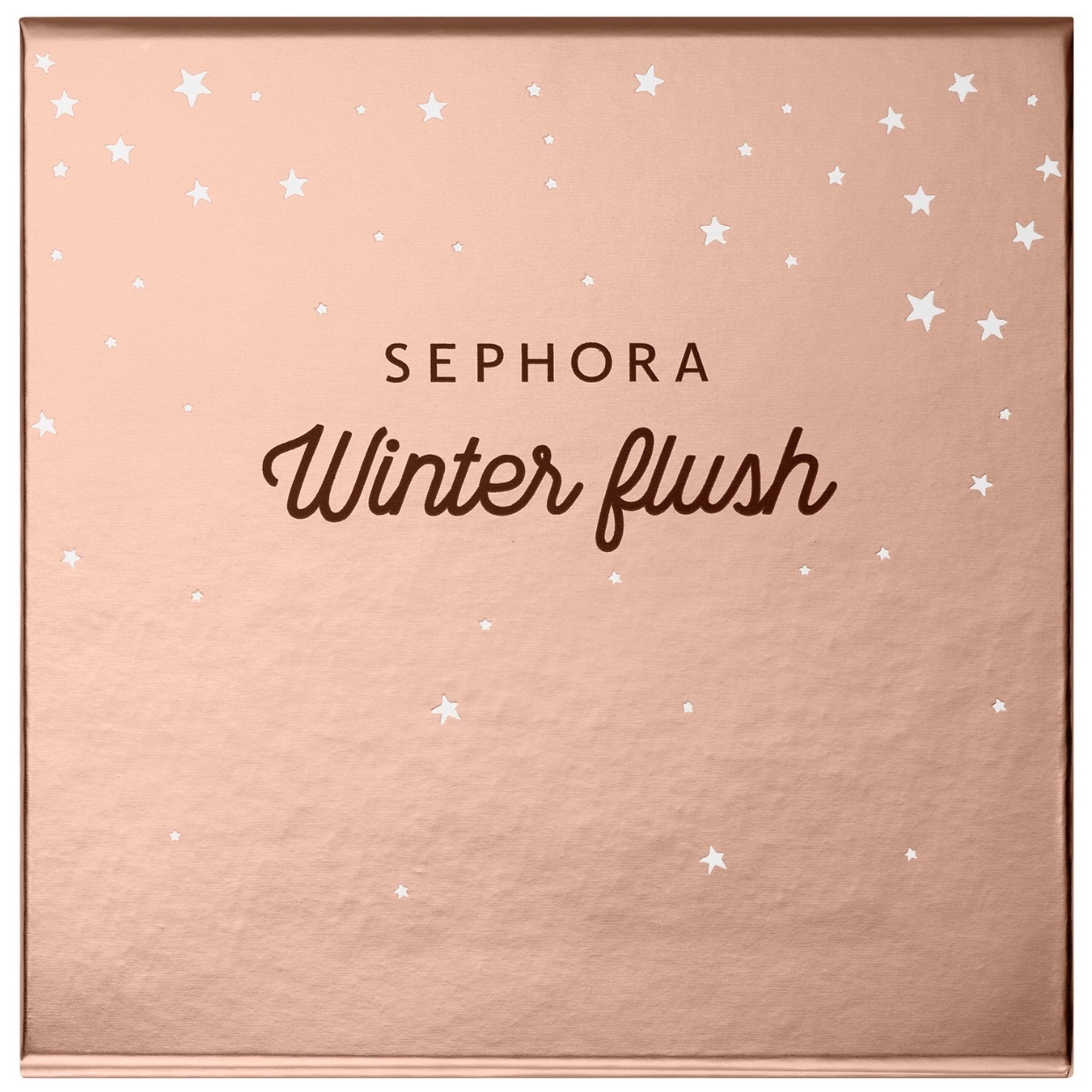 Sephora☆NEW☆大人気☆Winter Flush Blush Palette 可愛い