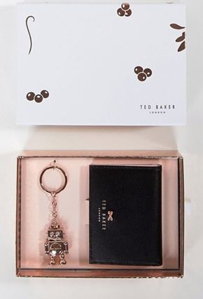 TED BAKER(テッドベーカー) カードケース&キーチェーン