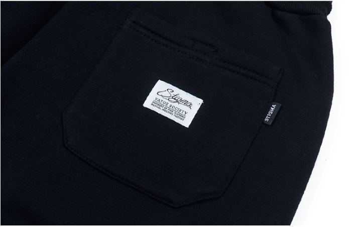 日本未入荷STIGMAのVATOS HEAVY SWEAT JOGGER PANTS 全2色