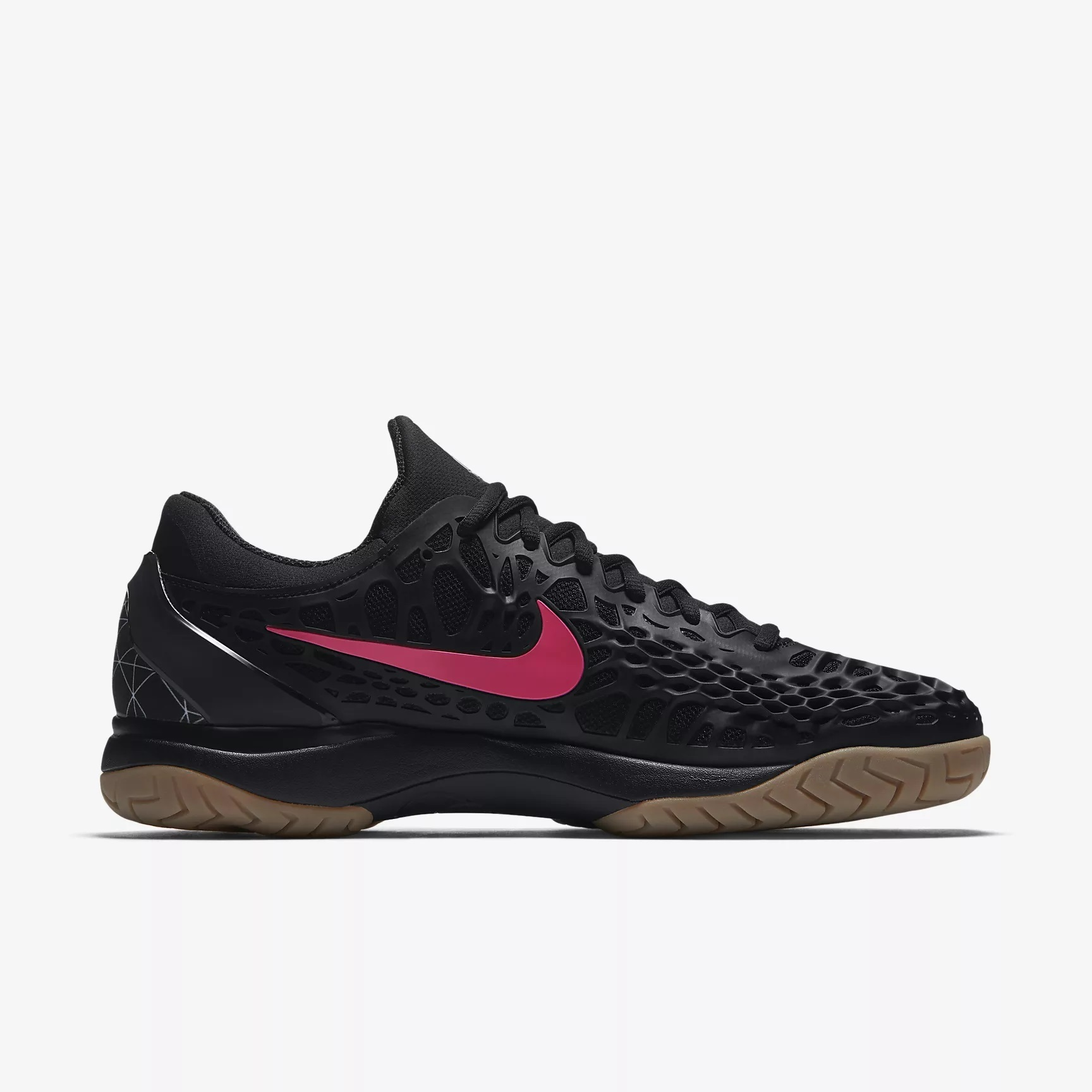 【送料込み】メンズ NIKE AIR ZOOM CAGE 3 HARD COURT PREMIUM