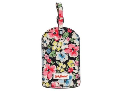 Cath Kidston ファッション雑貨・小物その他 Cath Kidston タグ 579605 LUGGAGE TAG O/C CHARCOAL k579605(2)