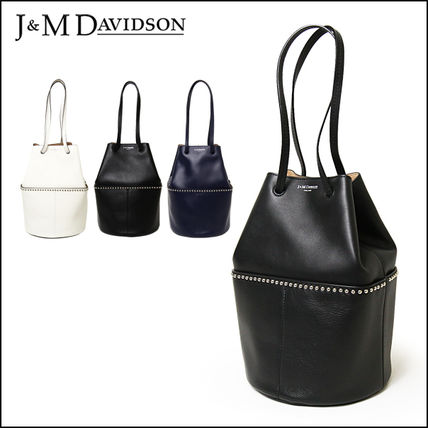 J & M Davidson ハンドバッグ J&M Davidson MINI DAISY WITH STUDS 1428N/7314