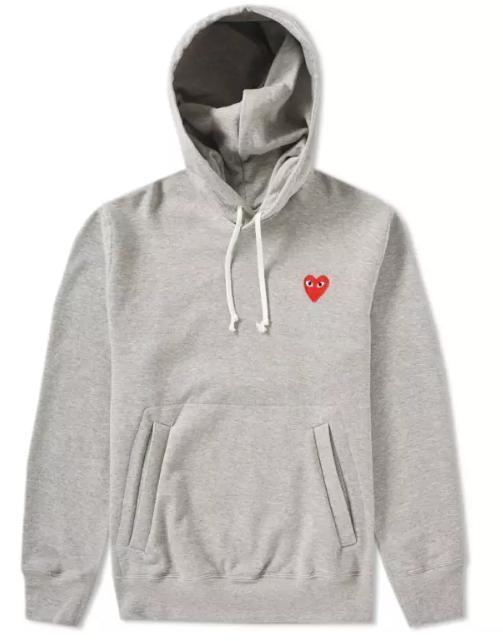 COMME DES GARCONS_PLAY PULLOVERパーカー G【関税送料込】
