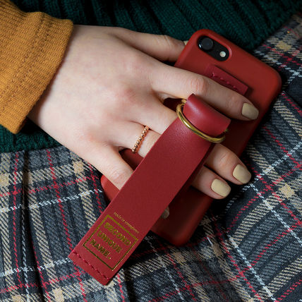 SECOND UNIQUE NAME スマホケース・テックアクセサリー 【NEW】「SECOND UNIQUE NAME」 LEATHER EDITION 正規品(8)