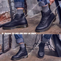 Dr Martens★101 INUCK★6ホール ブーツ★イエロー ステッチ