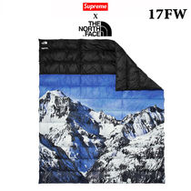 17FWコラボ SUPREME / THE NORTH FACE Mountain Nuptse Blanket