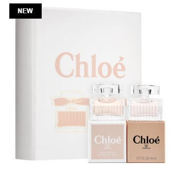 Chloe限定☆Chloe Deluxe Mini Duo Set