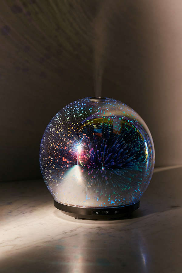 UrbanOutfitters☆3D LED Gala Essential Oil Diffuser☆税送込