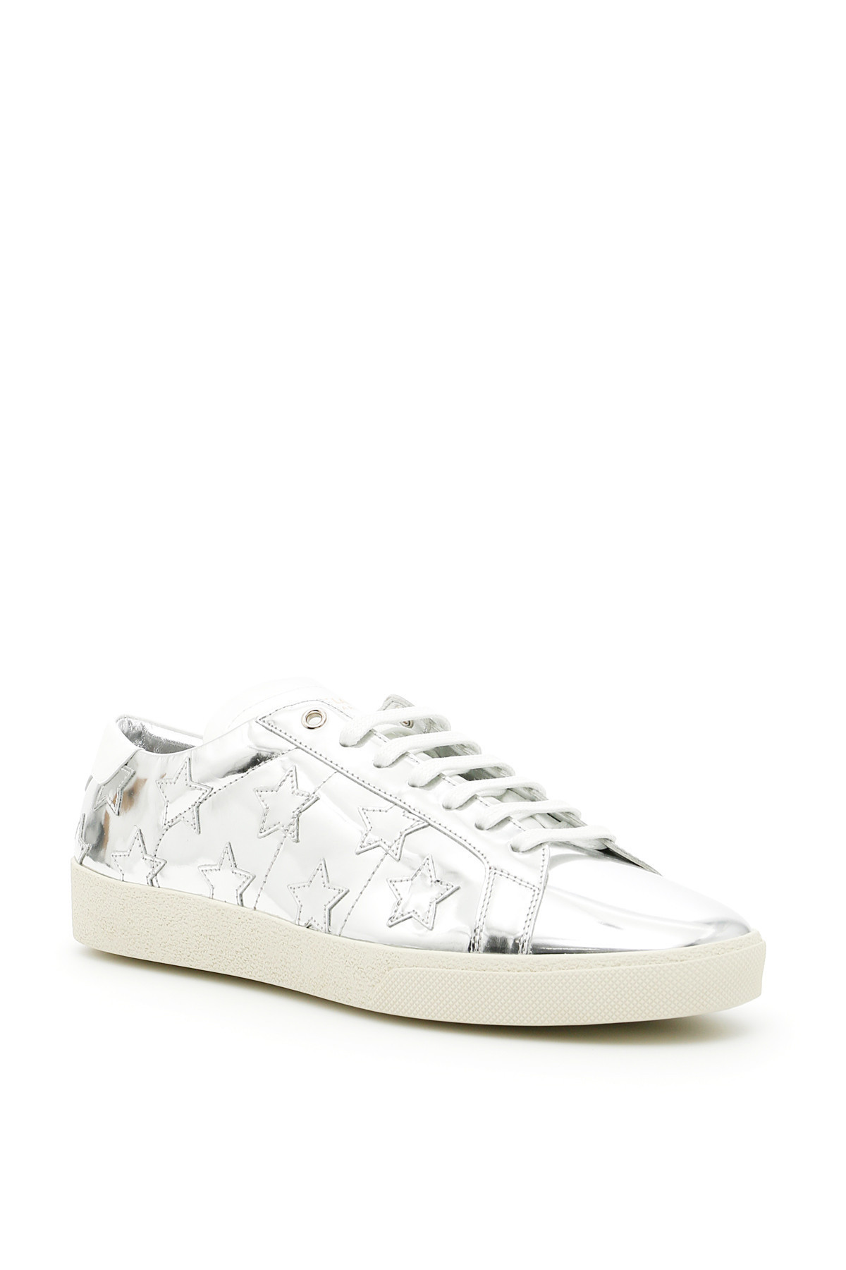 SAINT LAURENT Signature Court Classic Sneakers