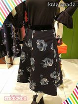 ローズ柄が素敵なスカート!kate spade night rose mikado skirt