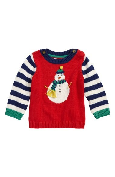 可愛い Boden Fun Knit Sweater (Baby Boys & Toddler Baby Boys