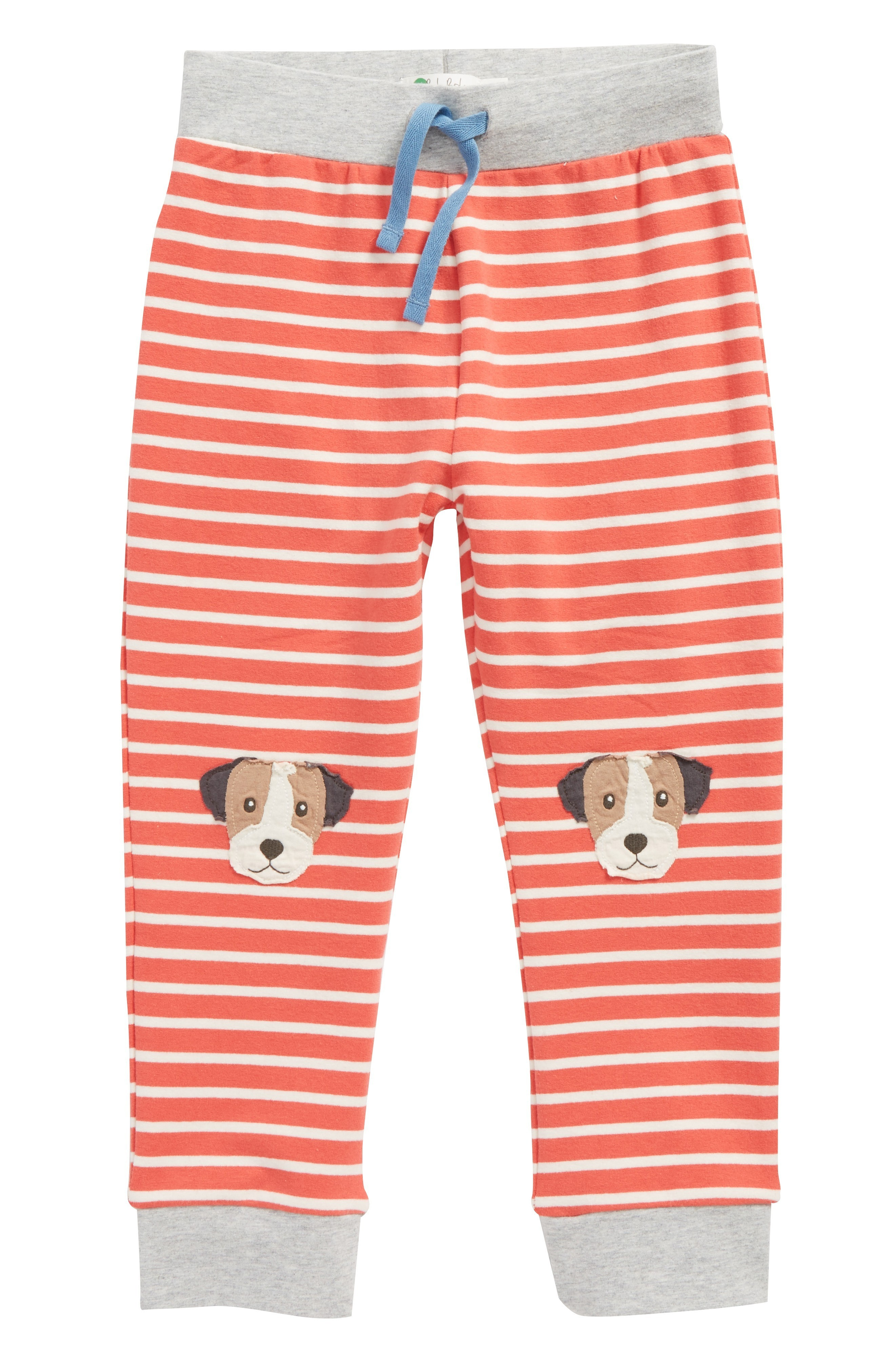 可愛い Boden Fun Knee Applique Pants (Baby Boys &  Baby Boys