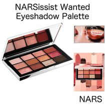 NARS 限定 NARSissist Wanted Eyeshadow Palette 送料込