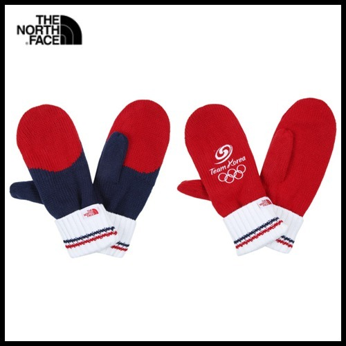 ☆THE NORTH FACE ☆ SONMOA KNIT GLOVE/O 2色