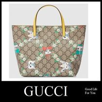 【SPUR掲載】17AW☆GUCCI☆トートバッグ