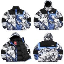SUPREME17FW★The North Face Mountain Baltoro Nuptse Jacket