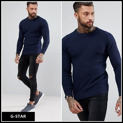 【G-STAR】Mirtam Knit