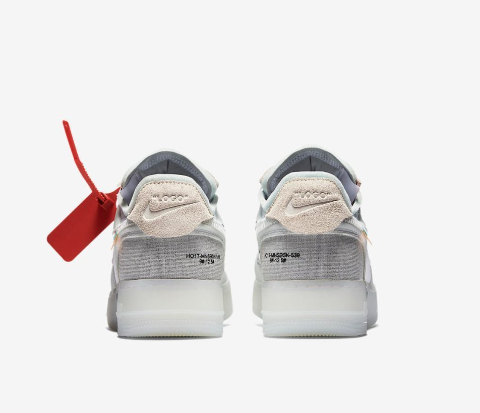 NIKE×Off-White (オフホワイト) Air Force 1 Low エアフォース