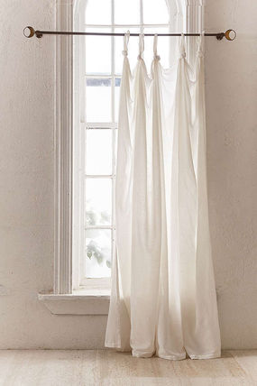 Urban Outfitters カーテン  UrbanOutfitters☆Knotted Window Curtain☆ 税関送料込(7)
