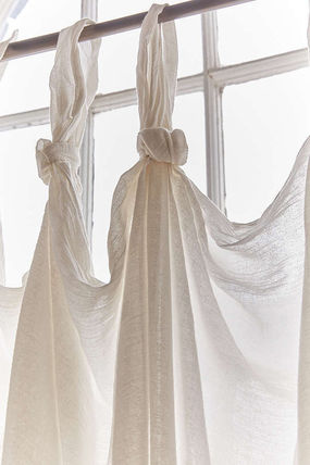 Urban Outfitters カーテン  UrbanOutfitters☆Knotted Window Curtain☆ 税関送料込(8)