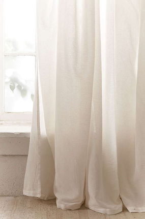 Urban Outfitters カーテン  UrbanOutfitters☆Knotted Window Curtain☆ 税関送料込(9)
