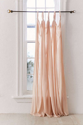 Urban Outfitters カーテン  UrbanOutfitters☆Knotted Window Curtain☆ 税関送料込(11)