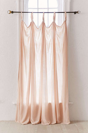 Urban Outfitters カーテン  UrbanOutfitters☆Knotted Window Curtain☆ 税関送料込(12)