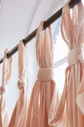 Urban Outfitters カーテン  UrbanOutfitters☆Knotted Window Curtain☆ 税関送料込(13)