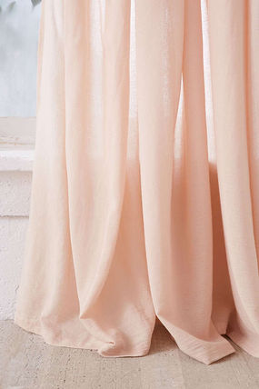 Urban Outfitters カーテン  UrbanOutfitters☆Knotted Window Curtain☆ 税関送料込(15)