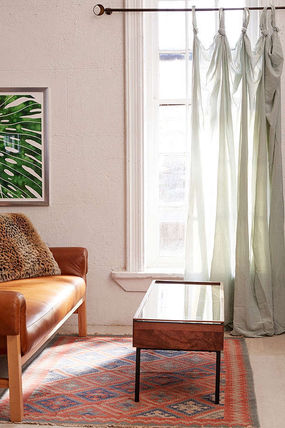 Urban Outfitters カーテン  UrbanOutfitters☆Knotted Window Curtain☆ 税関送料込(16)