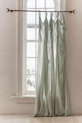 Urban Outfitters カーテン  UrbanOutfitters☆Knotted Window Curtain☆ 税関送料込(17)