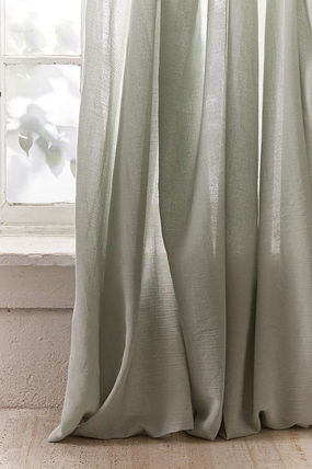 Urban Outfitters カーテン  UrbanOutfitters☆Knotted Window Curtain☆ 税関送料込(19)
