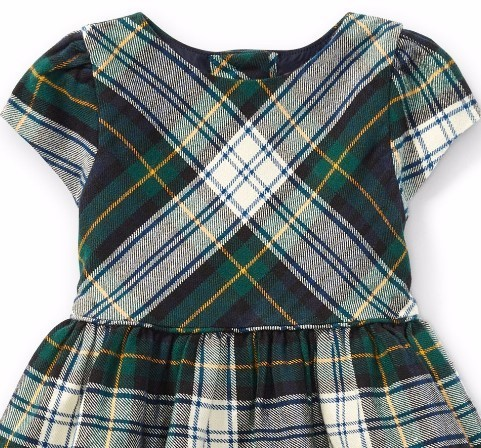 新作♪ 国内発送 Flannel Dress & Bloomer girls 0~24M