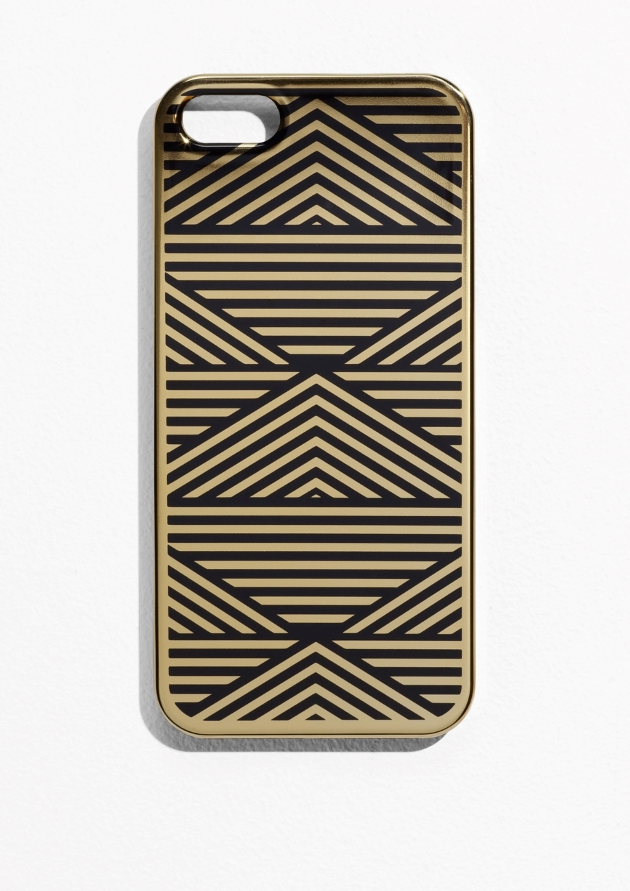 【&OtherStories】●日本未入荷●Pyramids iPhone 5 Case
