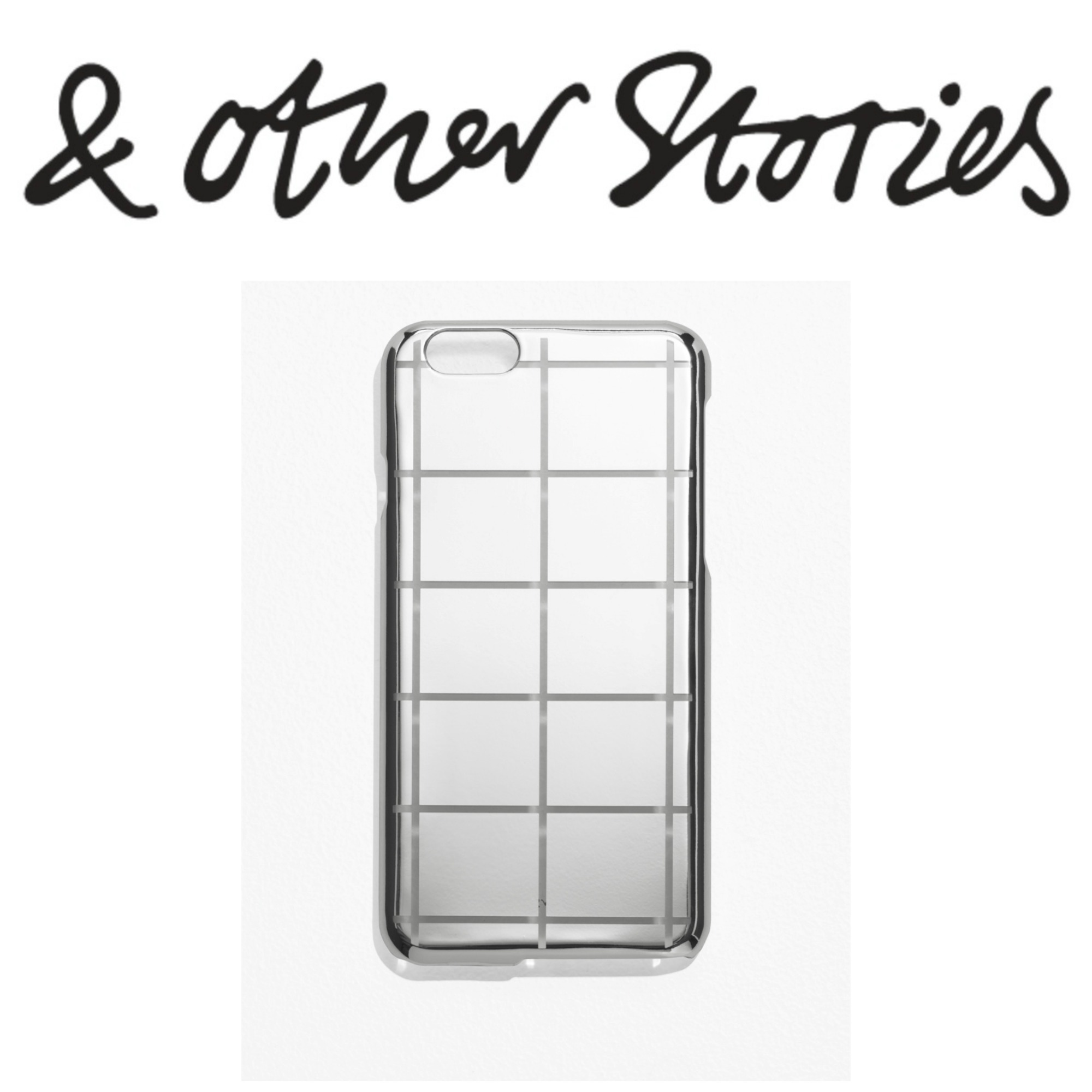 【&OtherStories】●日本未入荷●Diamond iPhone 6/6s Case