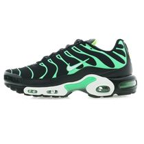 (ナイキ) NIKE AIR MAX PLUS BLACK GREEN 852630-009