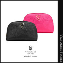 【国内発送・関税込】 Victoria's Secret NEW! Python Glam Bag