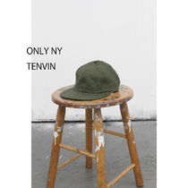 ONLY NY(オンリーニューヨーク) キャップ 新作!完売必至!★ONLY NY ★Merino Lambs Wool Polo Hat 2色