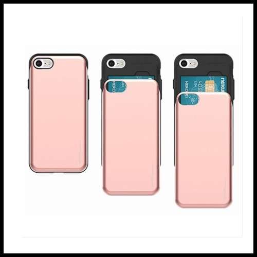 ☆MERCURY☆ SKY SLIDE BUMPER CASE (iPHONE 6/7/8/X) 9色