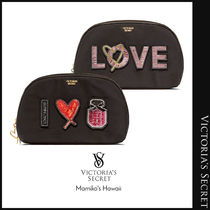 【国内発送・関税込】 Victoria's Secret Runway Patch Glam Bag