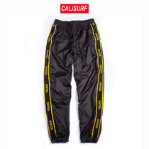 RESERVED(リザーブド)★Nylon Track Pant |Black| S