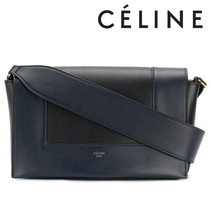【17AW!在庫1点】大注目★Celine★colour block shoulder bag