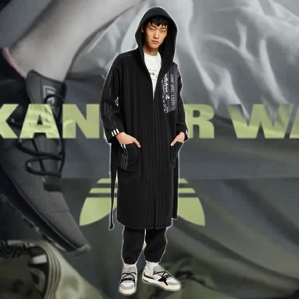 *Alexander Wang*×ADIDAS ORIGINALS POLAR ROBE COAT