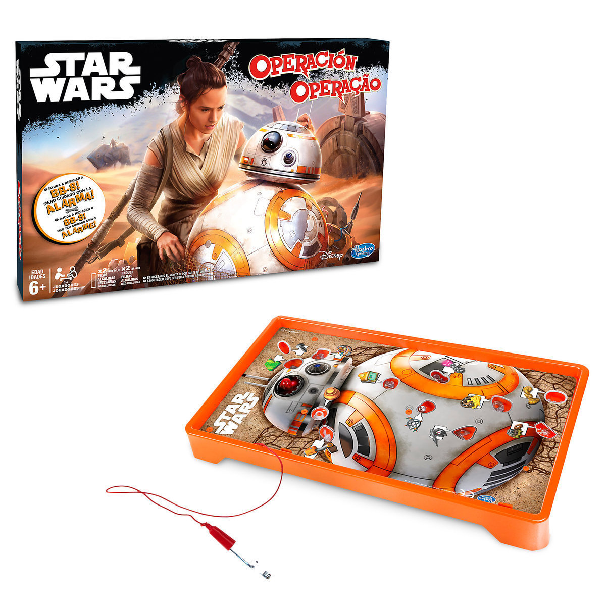 Star Wars BB-8 Operation Game by Hasbro