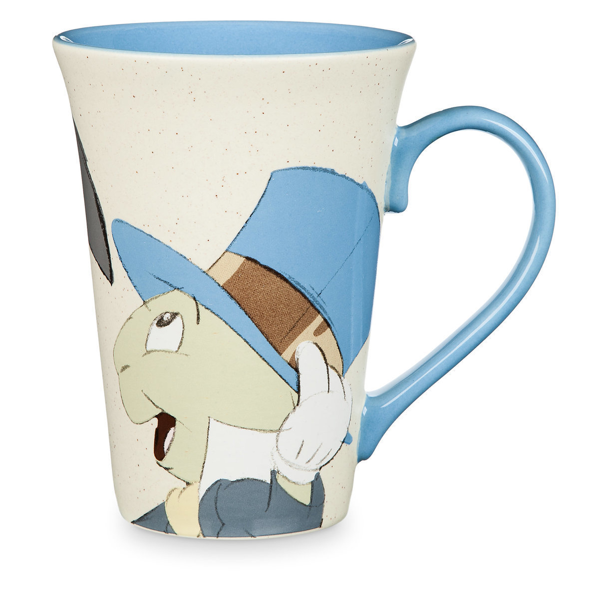Pinocchio and Jiminy Cricket Mug