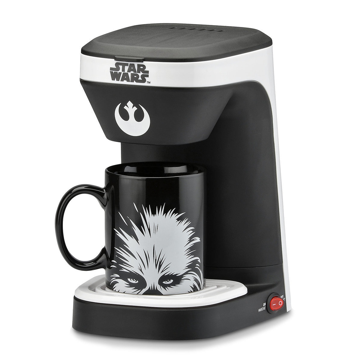 Chewbacca 1-Cup Coffee Maker - Star Wars