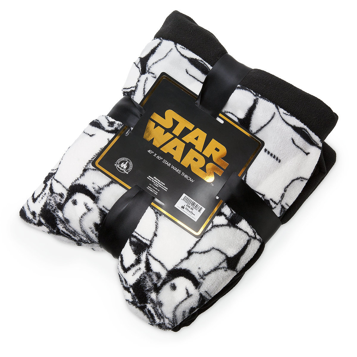 Stormtrooper Plush Throw - Star Wars