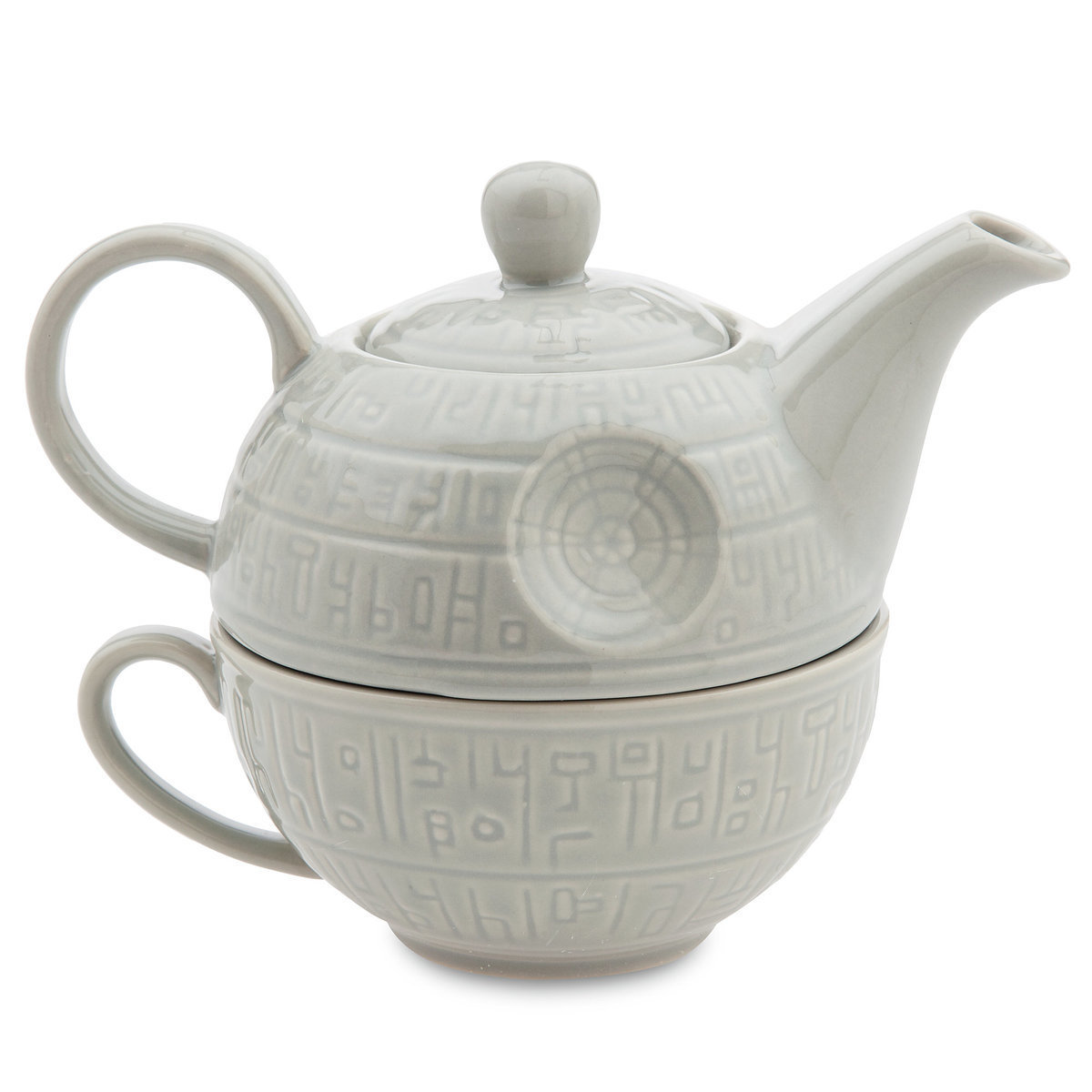 Death Star Teapot and Mug Set - Star Wars